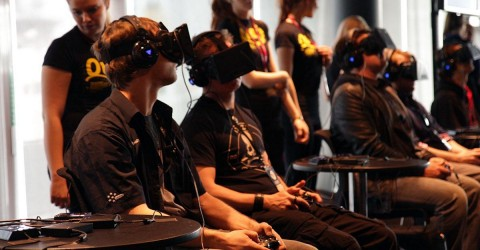 accessoires pour un jeu video virtuel innovation et rupture virtual reality