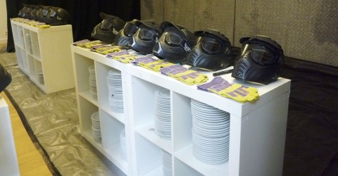 casques gants et assiettes n attendent que les participants innovation et rupture destruction constructive